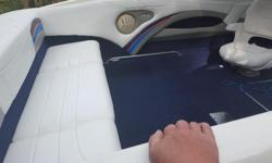 (Note, boat pictured above are aftershots. All the white has been redyed. Sorry, no before pics., Also interior of a 10 year old Volvo brought back to life) Yes, some mold can be cleaned off your boat's vinyl surfaces. But once it has taken root in the