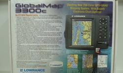this gps works awesome 2 years old i paid $1000 for it and used it for 2 summers i also have a chart chip available (extra)