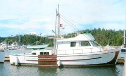 Miss KC $ 38,000.00 Reduced Must sell $30 Great Live aboard Well maintain 42 foot Converted Commercial fishing Vessel It was converted by an experience boat builder 42 foot wooden hull boat built by Albion Boat Works in 1972 Cabin and decks where