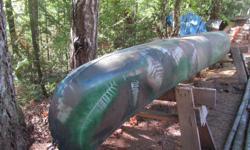 17 foot Grumman Canoe, very stable