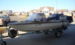 Hi selling my 14 ft glastron boat bought bigger boat just had tune up new power head new plugs and plug wires new points new carpet new seats new steering cables new eagle fishinder this year cuda 350 s/map gps new travel tarp new jensen cd am/fm stereo