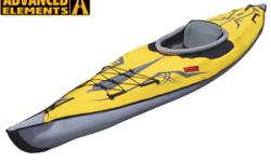 $500 Advanced Frame Expedition Inflatable Kayak - Model AE1009 http://www.advancedelements.com/advancedframe_exb.html Excellent Condition Includes: Paddle, Floor, Back Support