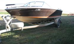 18.5ft invader with a 351 this boat has lots of power and lots of room in it