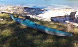 18' Nimbus Sea Kayak Great kayak!! Comes with paddle, paddle float, and bilge pump. $1,200