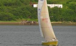 1979 Kirby 25, hull # 26.  She has a very good race record and needs nothing to go racing or cruising around the harbour.  The Kirby 25 is a great one design boat or a phrf club racer. Boat has many upgrade from 2005-2011. Sails: 2008 North Main - very