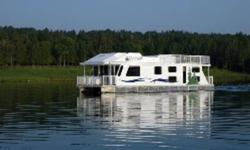 Lakeway Houseboat Vacations    As low as $26/day per person!     Lakeway Houseboat Vacations invites you to embrace a unique vacation experience aboard our flagship houseboat.....the Woolastook. This fully appointed houseboat sleeps 14 guests in 5 queen