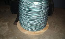 I have 2 new coils of leaded rope good to make mackerel or herring nets size: 150 I am asking  $200 each for more information call 902-742-2020 or e-mail.
