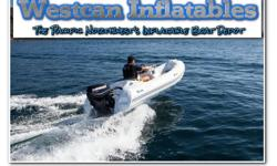 """Liquidating over $150,000 of inventory Now is the time to buy! Aluminum hulled RIB's from $1699CDN. Now with bow lockers. Liquidating $150,000 of inventory. 240, 280 & 310 (7'10"""", 9""""2"""" and 10'2"""") models all available. (Just a few Hypalon ones left. Lots"""