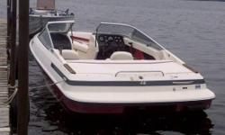 Selling my 19 ft Maxum Bowrider. ONLY 216 HOURS... 4.3 Lt, 205 HP Inboard Engine. This boat has been owned by only 2 people and has been kept in the family because is a wonderful machine, really well maintained, Interior in Good condition. Hull in