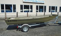 ATTENTION HUNTERS AND FISHERMAN!!! WE HAVE LUND JON BOATS IN STOCK 10' TO 14' STARTING AT $950.00 + HST (Trailer not included) GIVE US A CALL OR COME IN AND SEE US, WE ARE OPEN SATURDAYS 9:00AM TO 3:00PM