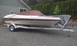 2002 Malibu bowrider for sale. Boat has only been used in freshwater and runs great. Has a 100 hp Yamaha with low hours. Has always been winterized. Comes with canvas covers. Sits on a 3 year old Ez loader trailer a dream to pull. 8000$
