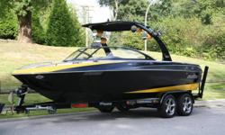 This is a super clean 2006 Wakesetter VLX just in on trade at Performance Watersports. Sold new by us this is a one owner boat that has been very well cared for. It has high hours but is priced accordingly, come check it out and let the boat speak for