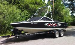 Ski. Wakeboard. Surf. Do it all with this 21ft direct drive cross over boat. 330 horse power Indmar Vortec engine. Zeroflex tower. Teak swim grid. 650 hrs. 24,900 obo. Located on Shawnigan Lake come and check it out.