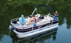 "**LIMITED TIME OFFER** REGULAR: $32,995 - $4000 CASH ALTERNATIVE =$28,995 w/40 ELPT 4Stroke Command Thrust LIMITED TIME BONUS: Upgraded Cover & Fishfinder! Includes Sun Tracker 10+Life Warranty ""The Best Warranty in the Pontoon Business""! *Offer Expires"