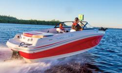 **LIMITED TIME OFFER** = $36,995 w/3.0 MPI 135HP *Offer Expires End of Month LIMITED TIME BONUS: Bow & Tonneau Cover, Tilt Steering, Auto Bilge, Cooler, Driver Bolster Seat, Minn Kota Trolling Motor 12V, & Snap-in Grass Cloth Floor Covering! Lowrance