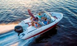 **LIMITED TIME OFFER** REGULAR: $38,995 - $2000 CASH ALTERNATIVE = $36,995 w/115HP 4Stroke *Offer Expires End of Month 2016 TAHOE® 450 TS (Be sure to check out our special Factory Clearance pricing on all 2015 models!) All-NEW Model! Experience the
