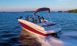 **LIMITED TIME OFFER** REGULAR: $49,995 - $3000 CASH ALTERNATIVE =$46,995 w/4.5L 200HP *Offer Expires End of Month Cast out your concerns, and reel in a whopper basss. Crank up the throttle and leave your worries in your wake. Tow on a line and tube till