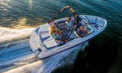"""**LIMITED TIME OFFER** REGULAR: $47,995 - $3000 CASH ALTERNATIVE =$44,995 w/4.5L 200 HP *Offer Expires End of Month 2016 TAHOE® 500 TS At 19' 10"""" long, the 500 TS is a midsize family sport boat with huge capabilities. Thanks to its spirited MerCruiser®"""