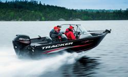 **LIMITED TIME OFFER** REGULAR: $39,995 - $4000 CASH ALTERNATIVE =$35,995 w/90 EXLPT 4S 2016 Tracker® Pro Guide V-175 WT w/115 EXLPT 4s - $37,995 2016 TRACKER® Pro Guide V-175 WT (Be sure to check out our special Factory Clearance pricing on all 2015