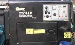 ;Brand New 7250 Diesel Generator $3500 OBO