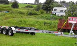 cars & trucks - by dealer new boat trailers - $7000 (north sydney) Date:i have a 2011 boat trailer will take up to a 35' boat ,,weight trailer good for is 13,500.lbs..3months old..trailer is hot dip all galivized.,,,,,.factory built,,sorry this one is