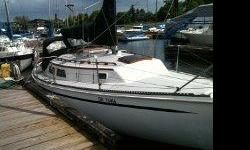 Are you ready to buy a sailboat? I wish to sell my Newport 30ft sloop asap. But due to being in Alberta working it is very costly to travel to the island to meet folks who are just thinking or dreaming someday of going sailing. The boat is in good