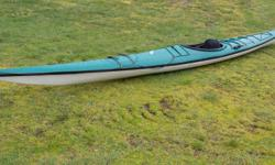 "I'm selling a Nimbus Lootas Single Kayak with a paddle and sprayskirt. This fibreglass kayak is a highly manoeuvrable, stable craft that is a pure pleasure to paddle. She is 18'5"" in length and 23"" in beam and weighs in at 53lbs. Great kayak for a small"