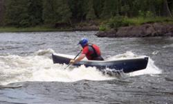 """I have lost my """"Salus"""" life jacket. It is dark red and black. Racing style.  Last seen when paddling at Burleigh Falls.  It either was left there or fell out of trailer when I went back to Young's Point. Will pay to get it back.  Thanks"""