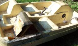 paddle boat for parts or repair $50 obo 613-392-2966