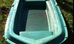 Paddle boat in great condition. Please contact Ron for additional information. (613) 540-2652. This ad was posted with the Kijiji Classifieds app.