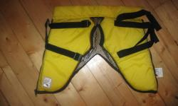 """One pet life vest (Fido Float) for small dog - 14"""" x 6"""""""