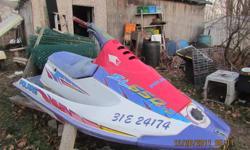POLARIS SL 650 triple, needs streering thruster. Asking $600.00 or best offer.   See pics