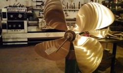 For all your propeller repair needs and custom built mussel and oyster boats, oyster harvester and much more.