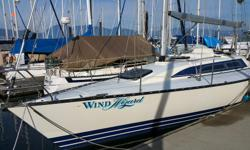 The X 372 Sport was built in Denmark in 1986 and great build quality and excellent lines. Rare commodity in the west coast of N/A. She is a quick responsive club racer cruiser that has had her share of success proving it since was brought here from the