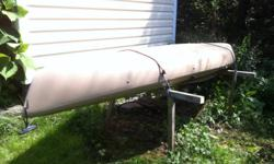 10 foot Old Town Angler Edition XT recreational kayak. Has rear bulkhead and fishing rod holder. Also includes waterproof spray skirt. Asking $325.