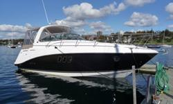 New condition with all options. Twin Diesel Volvo D4 Penta Engines with low hours and Volvo EVC.    LOA-38 Beam-12   This boat is extremely EASY on fuel and has a top speed of 42 MPH. The only Diesel Express Cruiser available right now in Atlantic Canada.