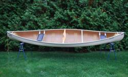 Scott kevlar canoe Prospector16 Only 54 pounds Excellent for portaging Very clean and good condition Asking $1000 or b/o Call 705-499-7812
