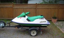 1994 seadoo xp $ 2250.00 with trailor $ 1800.00 without trailor comes with cover good running seadoo