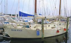 Are you a Florida snowbird who would love to get your hands on a sailboat to enjoy every winter? I inherited this Canadian-registered 1970 40ft Tahiti steel ketch sail boat that is moored in a marina in Northern Florida. I want to sell it to a Canadian