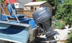 Reconditioned Starcraft with a 50 Yamaha with apprx 90 hours. Live well, fish finder with GPS, ski pole, Newer trailer. This is a great unit that didn't see water in 2011, time to sell. Call Larry @ 204 222 1984 Transcona