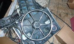 Various steering wheels $30.00 Various Gages - complete set $40 -$60.00 Please call 519-505-6955