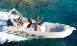 AQUA SERVICES BAY DE BOUCTOUCHE   This valuable model which is part of the range Capelli was manufactured to become a pleasure craft, of practical use. Deep keel, the tubular to a generous diameter and a wise use of space: these are the main features of