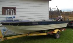 I have a nice 18 ft riverboat with trailer and 18hp johnson motor in good condition used it all last summer would make a nice fishing boat.  Would like to trade it for a good working 4 wheeler 4X4 300 or bigger.