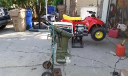 1976 Johnson 9.9 hp outboard, carb rebuilt points set, runs good ready to fish, comes with tank. $500. 1976 evinrude 9.9hp outboard, carb cleaned, new points , runsecured great, ready to roll $500. Comes with a tank.