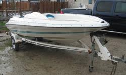 1995 14.5 ft Typhoon jet boat with 90 horse merc, I have owned this boat since 2004 new engine put in 2003 have all bills to prove. I use this boat 2 weeks a year low hours on new engine runs great. Also open to offers