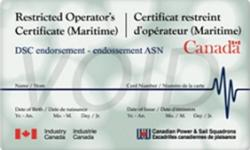 Receive your ROC-M Marine Radio Course, with DSC endorsement this fall - perfect for fisherman not over the 25NM limit from shore.  Other courses include Canadian Yachting Association certififed Basic Afloat Sailing classes, PCOC, VHF (R0C-M) Marine