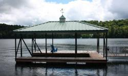 BRUCE CUSTOM FABRICATING AND WAHOO DOCKS PROVIDE CUSTOM BUILT, QUALITY ENGINEERED FLOATING BOAT PORTS.  FLOATING BOAT PORTS PROVIDE MUCH NEEDED PROTECTION FOR YOUR  BOAT FROM THE HARMFUL SUN AND THEY ALLOW HASSLE FREE DOCKING.   CALL TODAY OR VISIT