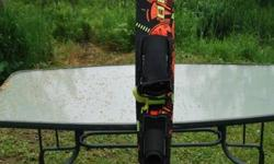 We are selling  two single skis and a set of ski's Willing to trade/swap or make your best offer. O'Brien slalom pro circuit ski (orange one)  $300.00  OBO Connelly 250 flex double skis (grey set) $200.00 OBO O'Brien Mids slalom ski (Red) $300.00 Reason