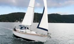 "NEW Lower Price! ""England's answer to Sweden's Hallberg-Rassy"" Is your idea of sailing to be out and never see another boat for months, or to visit villages and plantations or enjoy the crystal clear glacier waters in the Pacific North West. There are so"