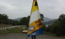 Windsurfer for sale in excellent condition.